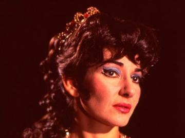 Maria Callas. La divina. A portrait