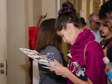 fotos de exhibiciones y actividades