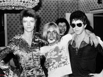 The Sacred Triangle: Bowie, Iggy & Lou 1971 – 1973
