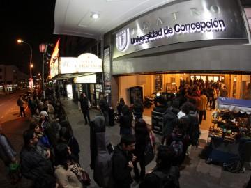 3ª muestra en Concepción: gran convocatoria