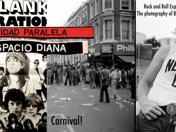 exhibiciones en Espacio Diana: fin de semana