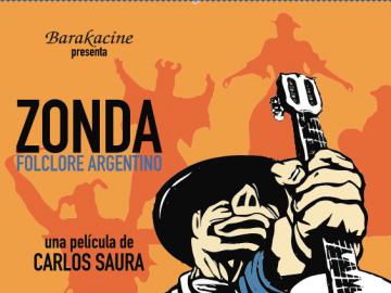 Zonda. Folclore argentino