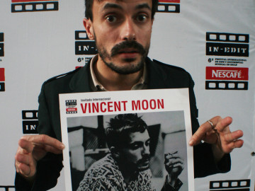 Vincent Moon en Chile