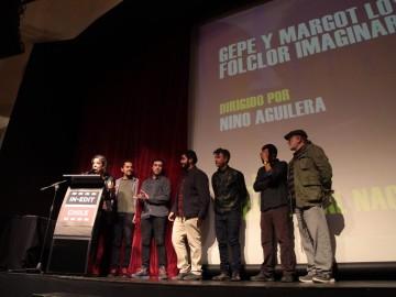 Gepe y Margot Loyola: ganadores #15IN-EDIT