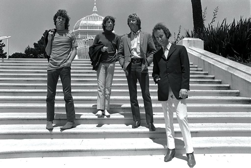 The Doors image Jim Morrison